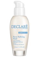 Declare Pore Refining Fluid